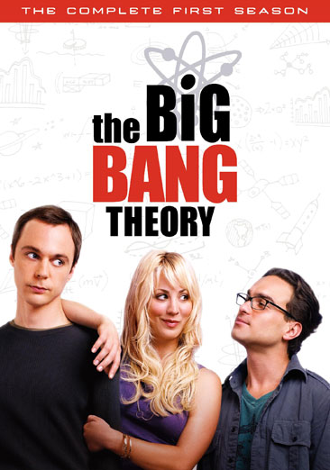 The Big Bang Theory: The Complete First Season 883929024292