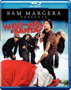 Bam Margera Presents: Where the #$&% is Santa? 883929029839