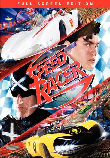 Speed Racer 883929031467