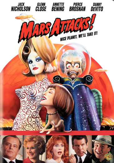 Mars Attacks! 883929039999