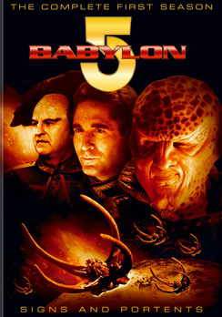 Babylon 5: The Complete First Season 883929046201