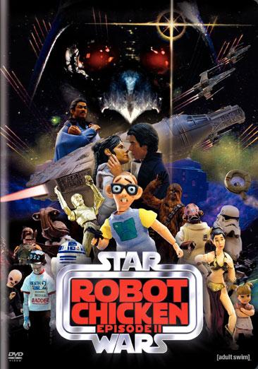 Robot Chicken Star Wars: Episode II 883929058945