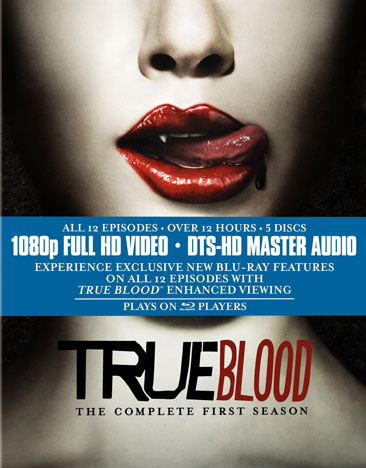 True Blood: The Complete First Season 883929063772