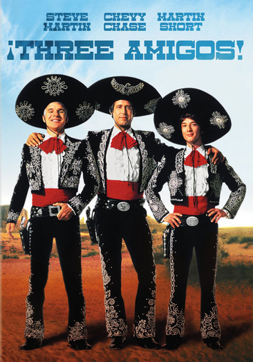Three Amigos! 883929065950