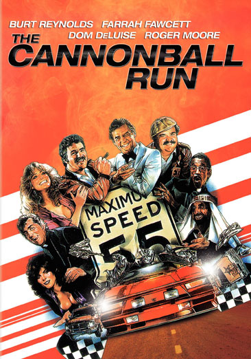 The Cannonball Run 883929067473