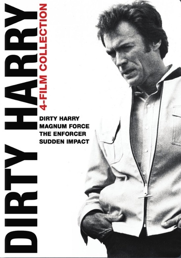 4 Film Favorites: Dirty Harry Collection 883929073603