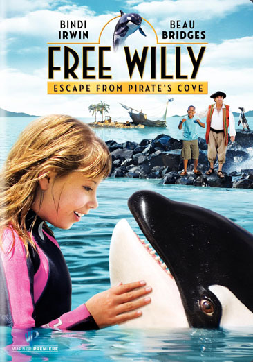 Free Willy: Escape from Pirate's Cove 883929074976