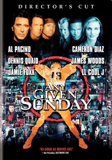 Any Given Sunday 883929089017