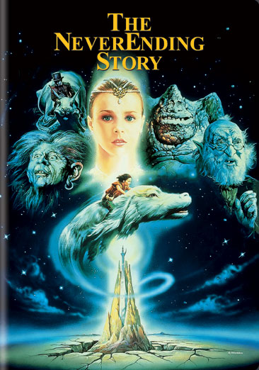 The Neverending Story 883929090655