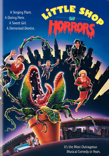 Little Shop Of Horrors 883929090914