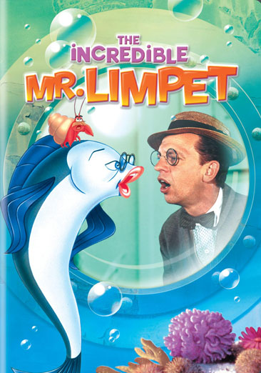 The Incredible Mr. Limpet 883929091478