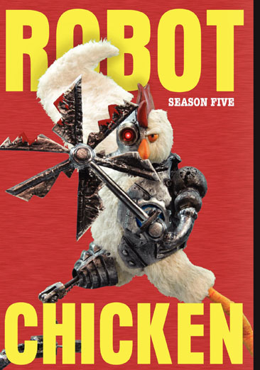 Robot Chicken: Season 5 883929105830