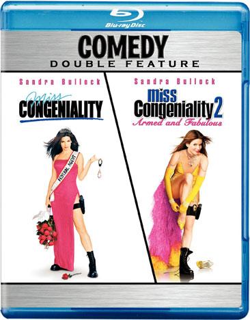 Miss Congeniality / Miss Congeniality 2 883929106356