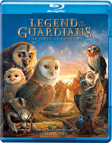 Legend of the Guardians: The Owls of Ga'Hoole 883929106578