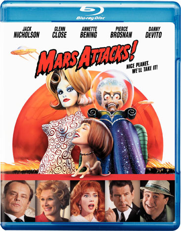 Mars Attacks! 883929114412