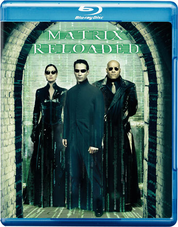 The Matrix: Reloaded 883929116966