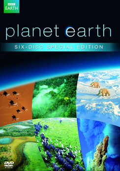 Planet Earth: The Complete Series 883929119622