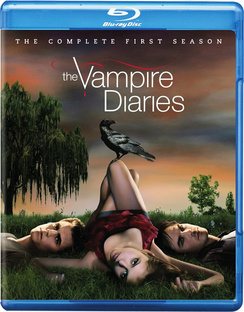 The Vampire Diaries: The Complete First Season 883929126125