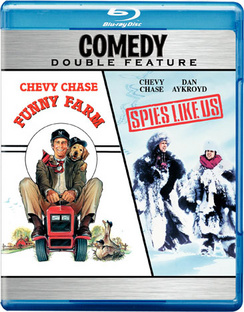 Funny Farm / Spies Like Us 883929127054