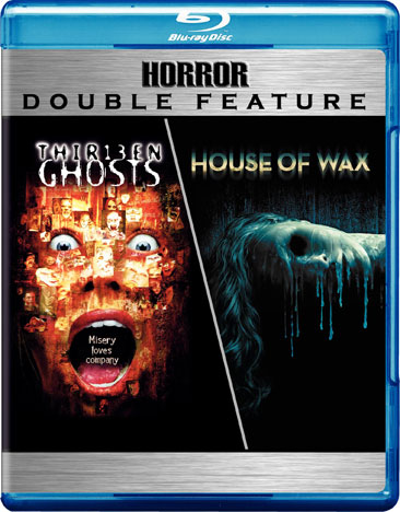 Thirteen Ghosts / House of Wax 883929131846