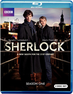 Sherlock: Season One 883929132140