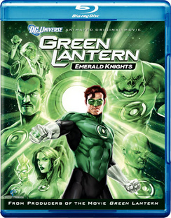 Green Lantern: Emerald Knights 883929137411