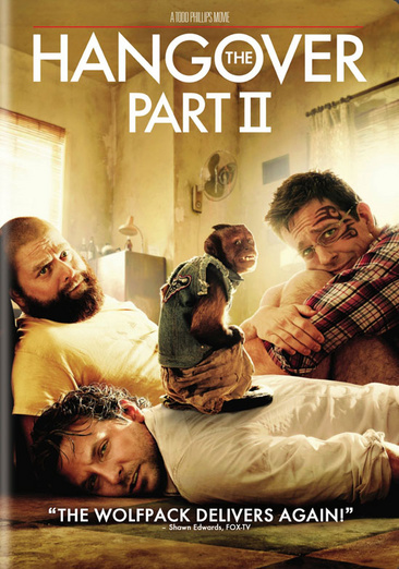 The Hangover Part II 883929140404