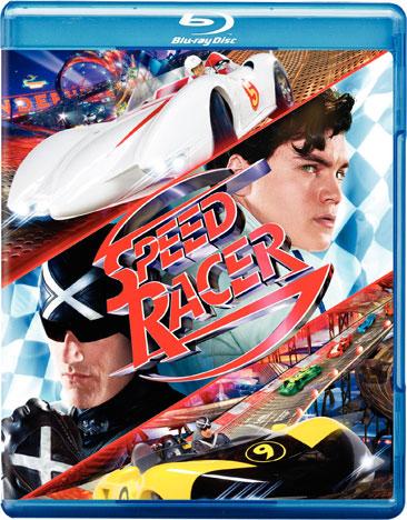 Speed Racer 883929151073