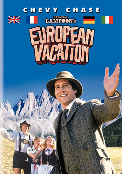 National Lampoon's European Vacation 883929151929