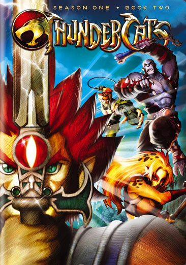 Thundercats (2011): Season 1, Book 2 883929153152