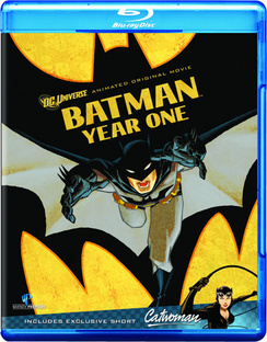 Batman: Year One 883929153602