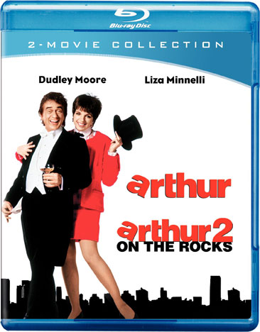 Arthur / Arthur 2: On the Rocks 883929154029