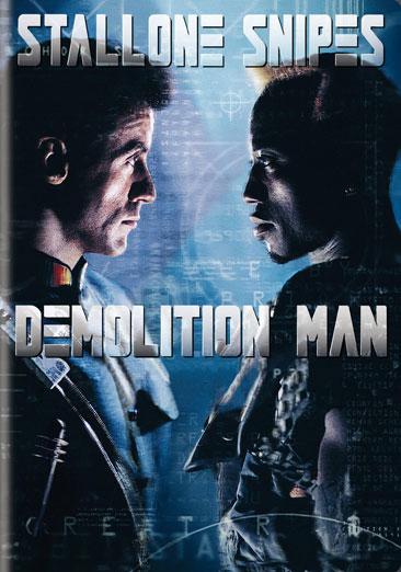 Demolition Man 883929155361