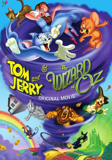 Tom and Jerry & The Wizard of Oz 883929156184