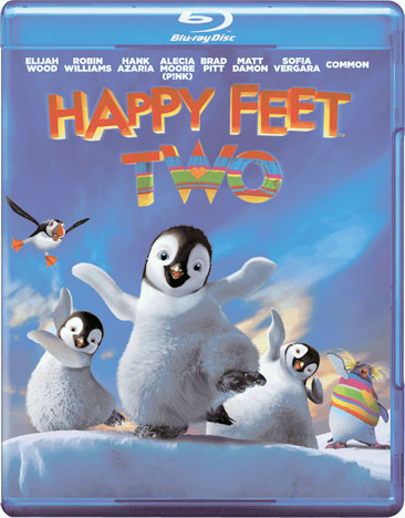 Happy Feet Two 883929156467