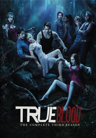 True Blood: The Complete Third Season 883929156719