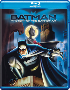 Batman: Mystery Of The Batwoman 883929159864