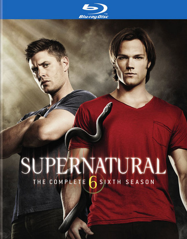 Supernatural: The Complete Sixth Season 883929161249