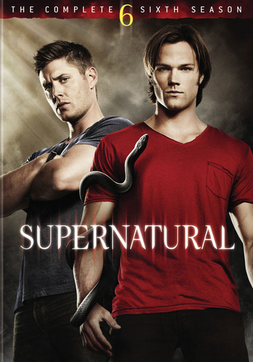 Supernatural: The Complete Sixth Season 883929161270