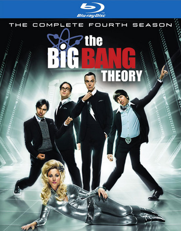 The Big Bang Theory: The Complete Fourth Season 883929162468