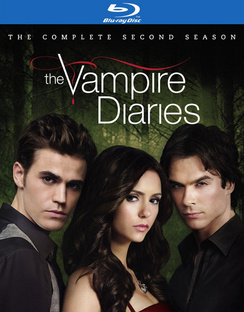 The Vampire Diaries: The Complete Second Season 883929162475