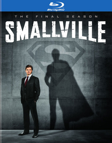 Smallville: The Complete Tenth Season 883929162499