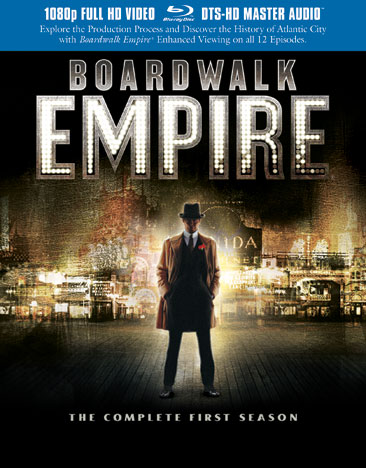 Boardwalk Empire: The Complete First Season 883929166077