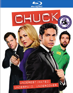 Chuck: The Complete Fourth Season 883929171187