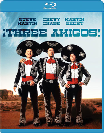Three Amigos! 883929186310