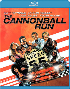 The Cannonball Run 883929186327