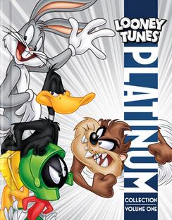 Looney Tunes Platinum Collection Volume One 883929192915