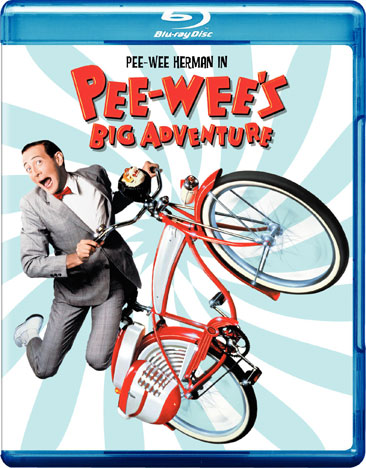 Pee-wee's Big Adventure 883929198641