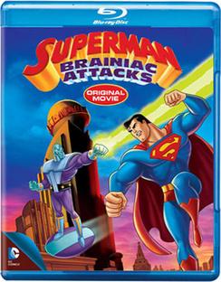 Superman: Brainiac Attacks 883929198757