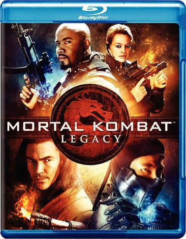 Mortal Combat: Legacy 883929199266